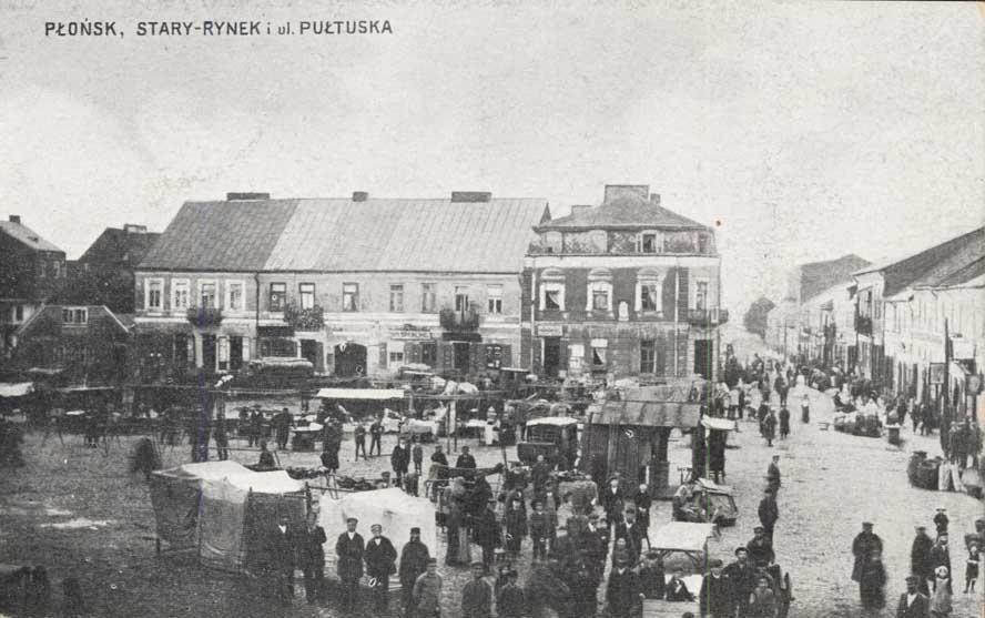 stary rynek ul pułtuska title=